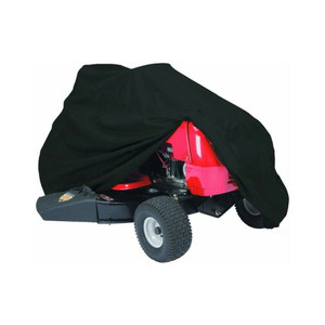 "Arnold Universal Black Riding Lawn Mower Cover for up to 54"" Width"
