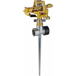 Mintcraft Full Circle Pulsating Metal Yard Sprinkler (GS81713L)