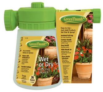 Green Thumb 2204GT PreMix End Sprayer