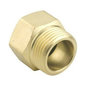 """Green Thumb 7MP7FHGT Brass Male Hose to Female Pipe Connector 3/4"""""""