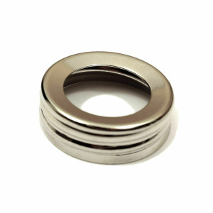 Aladdin N121N Nickel Oil Filler Cap Collar