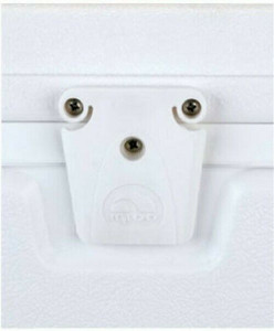 Igloo Ice Chest Latch Set White - 24013