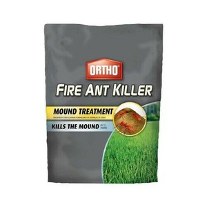 Ortho 0205506 Fire Ant Killer 3lb Mound Treatment 12 Hour Control