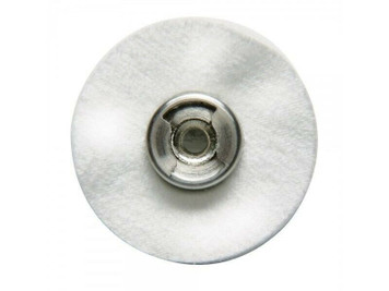 "Dremel 423E EZ Lock 1"" Cloth Polishing Wheel"