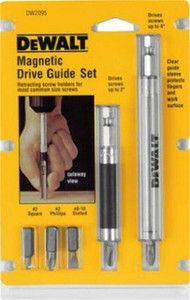 DeWalt DW2095 Magnetic Drive Guide Set