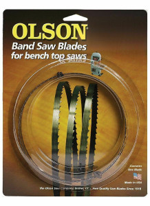 "Olson Band Saw Blade 59-1/2"" Long x 1/8"" Wide 14 TPI (51659)"