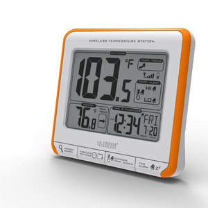 La Crosse Technology Wireless Weather Station w/ Temperature Alerts