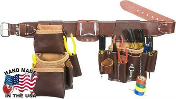 Occidental Leather  Leather Pro Electrician Belt w/ XX-Large Belt