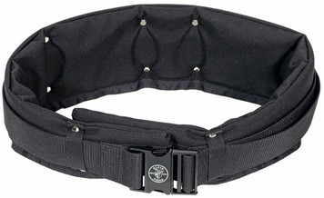 Klein Tools 5704XL PowerLine Series Cordura Nylon Padded Tool Belt (Extra Large)
