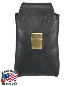 Occidental Leather 8534 Leather Cell Phone Holster in Black
