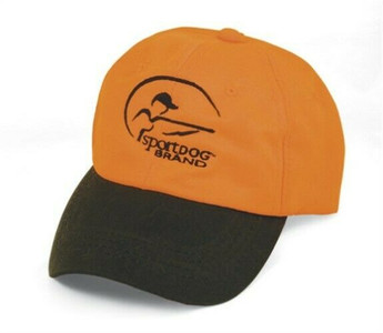 SportDog 415-532 Blaze Orange Adjustable Hunting Cap Hat