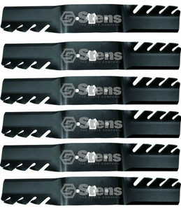 Stens 302-428 6PK MTD 942-0611A Toothed Blade