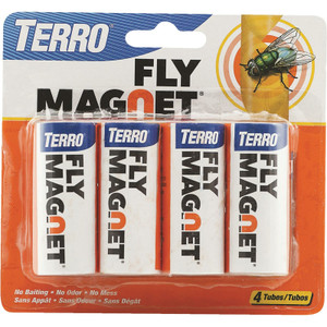 Terro T510 Pack of 4 Fly Catcher Ribbons Trap