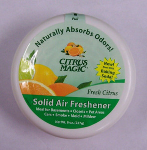Beaumont Products 61647129 8 oz Citrus Solid Air Freshener
