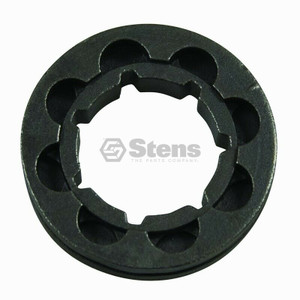 Stens 085-0057 Silver Streak Rim Sprocket / 3/8 Pitch 8 Tooth Std 7 Spline