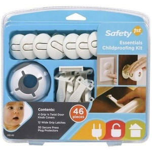Safety 1st HS267/49395 Essentials 46 Piece Childproofing Kit
