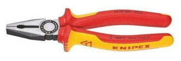 Knipex 0308200 8 Inch Insulated Combination Pliers