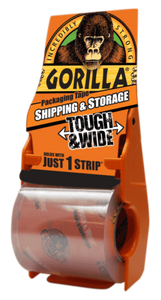 Quanity Of 2 Gorilla 6045002 Packing Tape