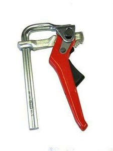 "Bessey Tools LC4 / GH12 Lever Style 4"" Clamp"