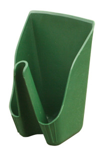 Double-Tuf DT00130 Plastic 3 Qt. Feed Scoop