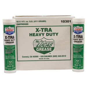 Stens 051-535 Lucas Oil X-tra HD Grease Case Of Ten 14.5 oz. Tubes