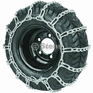 Stens 180-116 - 2 Link Tire Chain 16x6.50-8 / 15x6.00-8