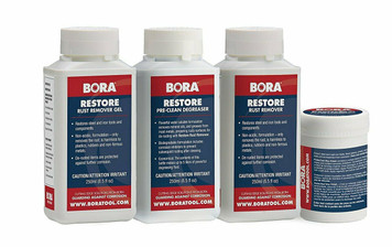 Bora STN-URP850K Ultimate Treat, Remove, & Protect Metal Conditioning Treatment Kit