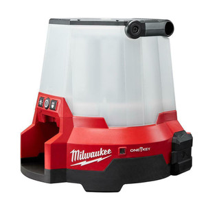 "Milwaukee 2147-20 M18 RADIUSâ""¢ CPT Site Light w/ ONE-Key (TwistLock) (TOOL ONLY)"