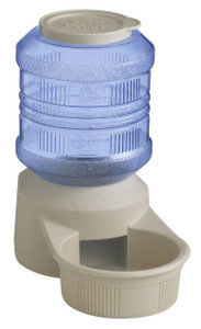 Pet Lodge 157780 8 Pound Chow Tower Deluxe Pet Feeder