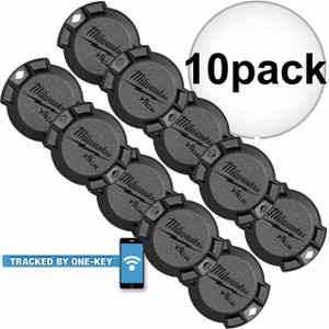 Milwaukee 48-21-2010 TICK Tool and Equipment Tracker (10 Pack)