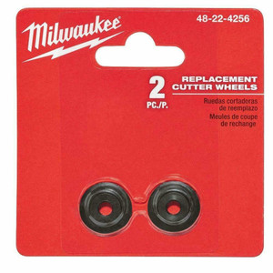 Milwaukee 48-22-4256 2 Per Pack Replacement Cutter Wheels