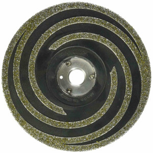 Milwaukee 49-93-6996 5 in. Diamond Grinding Wheel, Coarse