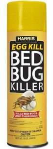 Harris EGG-16 Bed Bug & Egg Killer, 16oz Aerosol Spray