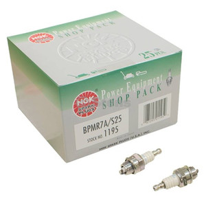 Copy of Stens 130-012 NGK BPMR7A Spark Plug  25 pack