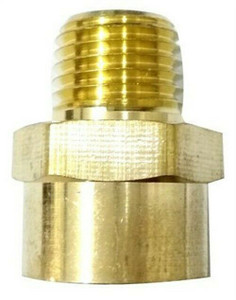 "Frita 1204S301 MM 1/4""Male X 3/8""Female Reducer"