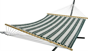"HAMMOCK SOURCE Q9027 QWICKERB 55"" QUILTED FABRIC HAMMOCK"