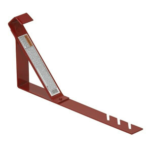 QualCraft 2501 Heavy Duty 45 Degree Angle Fixed Roof Bracket