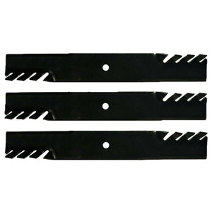"""Stens 3PK Silver Streak Toothed Blade/EXMARK 116-5175-S  52"""""""