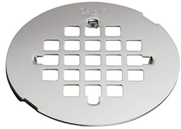 "Oatey 42005 Stainless Steel 4-1/4"" Shower Drain Cover"