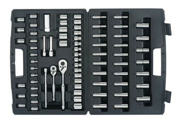 Stanley 96-010 Standard 75 Piece Mechanic Tool Set