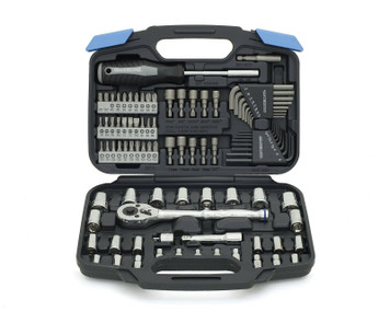 Channellock  Mechanic's 94 Piece Tool Set w/Ratchet and Screwdriver
