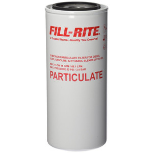 Tuthill Fill Rite Particulate Spin-On Fuel Dispenser Filter F1810PM0