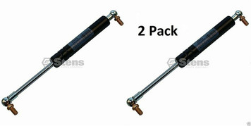 2 Pack Stens 241-335 Gas Damper For Bobcat 4165499