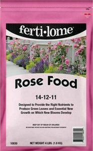 Voluntary Purchasing Group Ferti-lome  10830 Rose Food 14-12-11 -  4 lbs