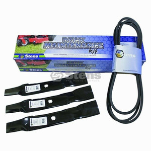 "Stens - Deck Maintenance Kit for 48"" Lawn Mower Decks"