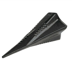 Vulcan / Mintcraft Wood Splitting Wedge - 4lb Drop Forged Steel Head
