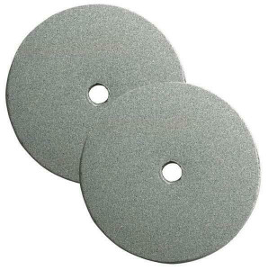 "Dremel 425-02 2 Count Package 1"" Emery Polishing Wheel"