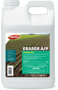 Martin's Glyphosate Herbicide Weed & Grass Killer 2.5 Gallon Container