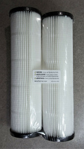 Case of 24 Sta-Rite Water Filter Cartridges Remove Rust and Sediment