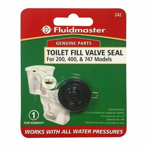 Fluidmaster Replacement Rubber Seal for Ballcock Models 100 200A 400A
